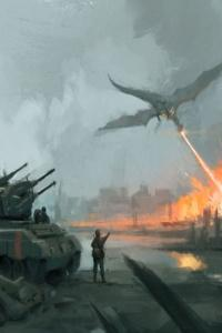 Modern Armaments in Isekai Fantasy