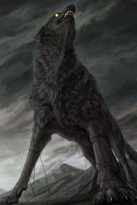 The Void Wolf