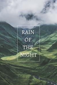 Rain of the Night