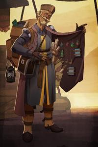 Quest ONLINE (LitRPG)