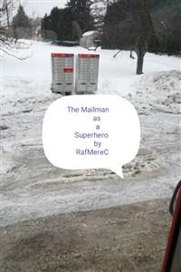 The Mailman as a Superhero