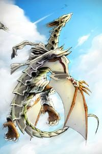 Rise of the wyvern god