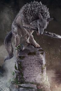 Wolfswood (Dark Souls SI Sif)
