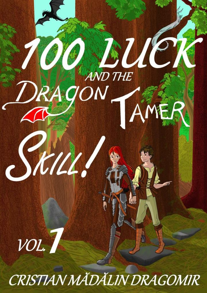 100 Luck and the Dragon Tamer Skill!