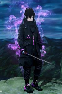 Naruto x Solo-Leveling : Crimson War (Prologue)