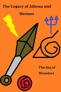 The Legacy of Athena and Hermes: The Sea of Monsters