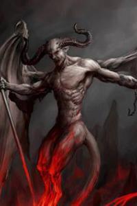The Demonic Servant