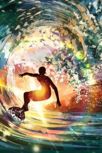 Sanctity Of The Surfmancer