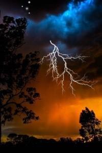 The God of Lightning