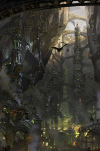 Scrapyard Angels: A League of Legends Fanfiction