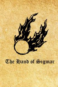 The Hand of Sigmar. A Warhammer Fiction.
