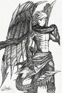 Reincarnated as a Dragonman
