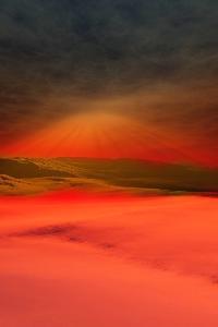 Blanks: Magi Of The Red Desert