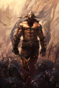 The Berserkers (RSSG FanFic)