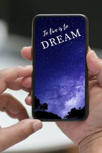 To live is to Dream (Book 2; First Draft)