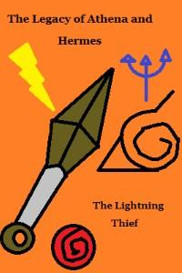The Legacy of Athena and Hermes: The Lightning Thief
