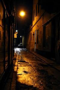 The Dark Alleys