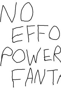 No Effort Power Fantasy