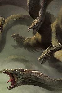 Dragons pfft! Hydras RULE!!!