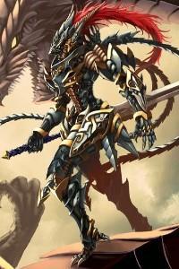 ARMAGEDON: the dragon god arise